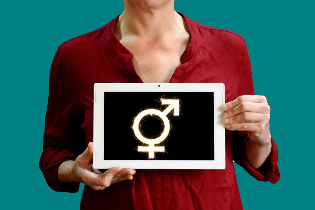 Geschlechtszeichen Transgender